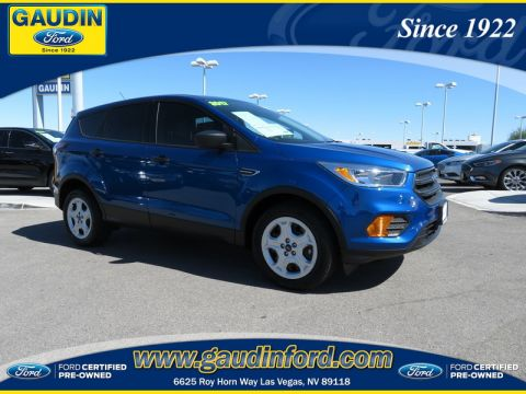 Certified Used Ford Escape S & Certified Pre-Owned Fords - Henderson | Gaudin Ford markmcfarlin.com