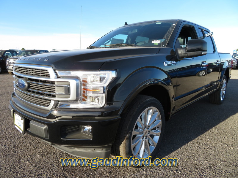 new 2018 ford f 150 limited 4d supercrew in las vegas. Black Bedroom Furniture Sets. Home Design Ideas