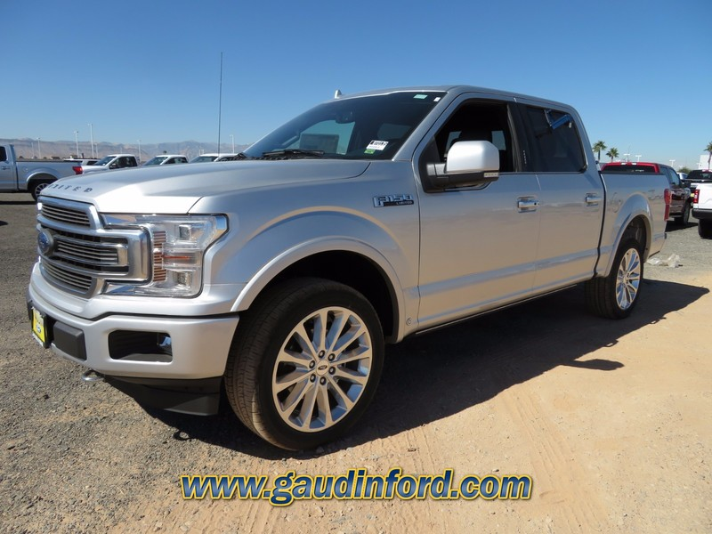 new 2018 ford f 150 limited 4d supercrew in las vegas 8t0135 gaudin ford. Black Bedroom Furniture Sets. Home Design Ideas