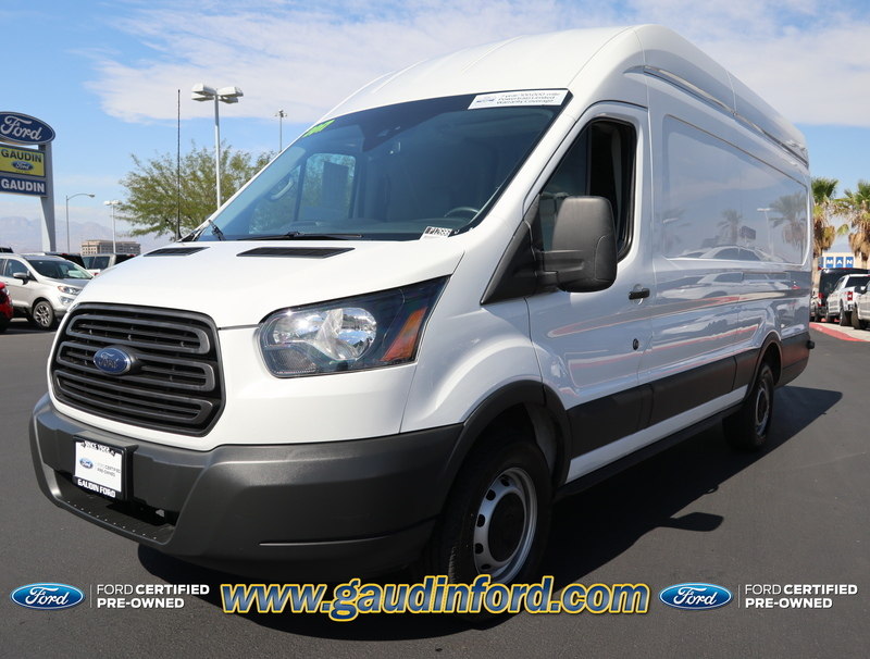 Certified Pre Owned 2017 Ford Transit 250 Base