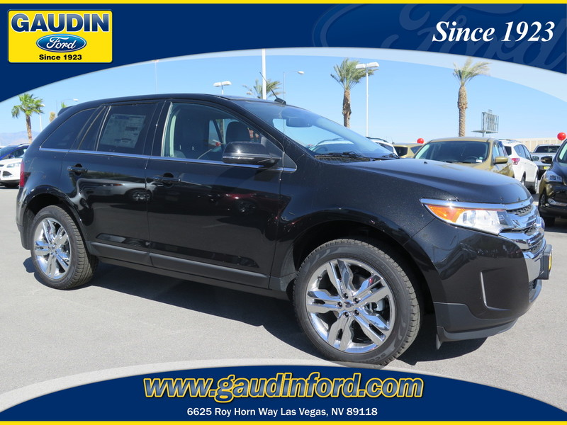 new 2014 ford edge limited 4d sport utility in las vegas 4t1958 gaudin ford. Black Bedroom Furniture Sets. Home Design Ideas