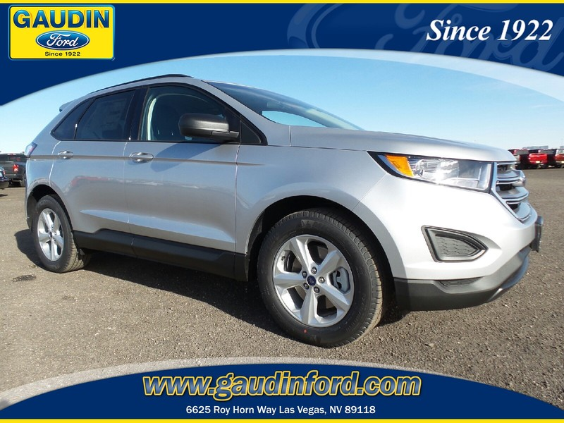 new 2017 ford edge se 4d sport utility in las vegas 7t0653 gaudin ford. Black Bedroom Furniture Sets. Home Design Ideas