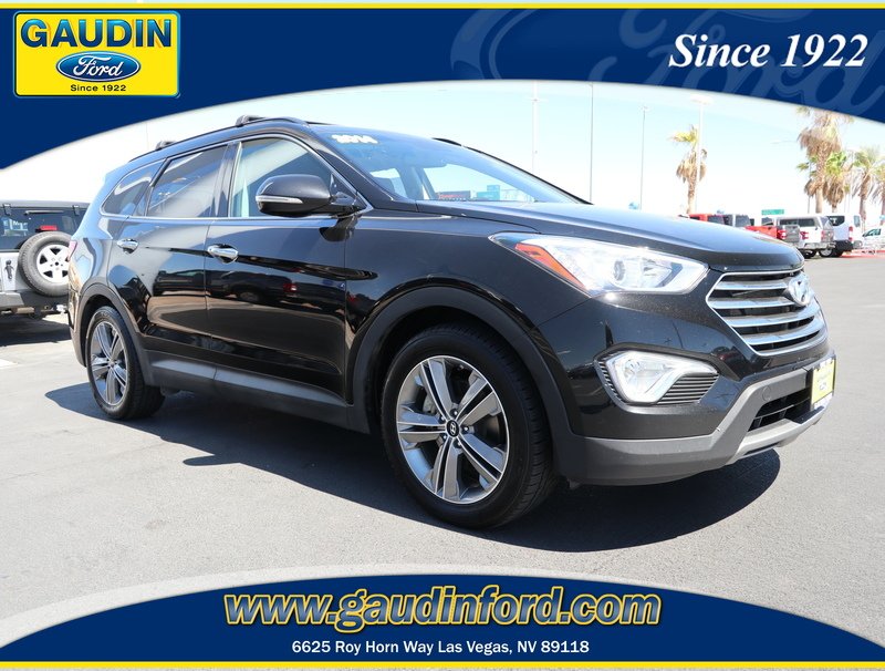 Pre Owned 2014 Hyundai Santa Fe Limited