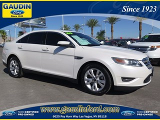 Certified Used Ford Taurus SEL