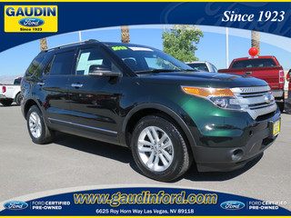 Certified Used Ford Explorer XLT