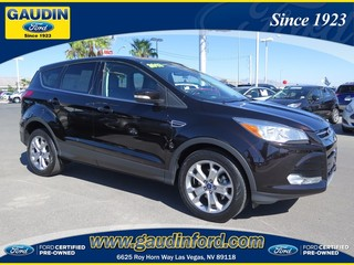 Certified Used Ford Escape SEL