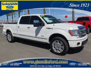 Used Ford F-150 Platinum