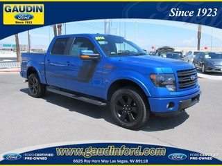 Certified Used Ford F-150 FX4