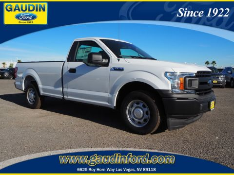 New Ford F 150 In Las Vegas Gaudin Ford