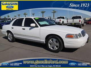 Certified Used Ford Crown Victoria LX
