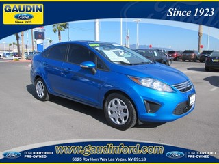 Certified Used Ford Fiesta SE